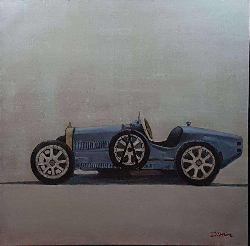 Bugatti C35 1926 V1, 60x60