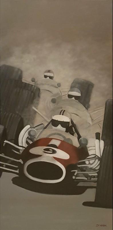 Formule 1 - 1965, 60×120