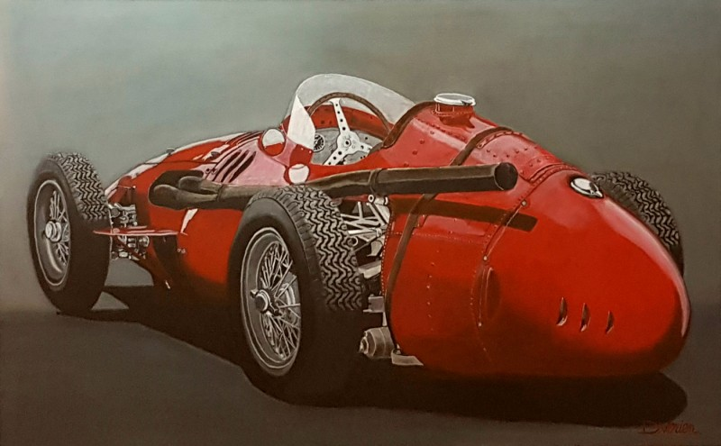 Maserati 250f 1957, 116×73