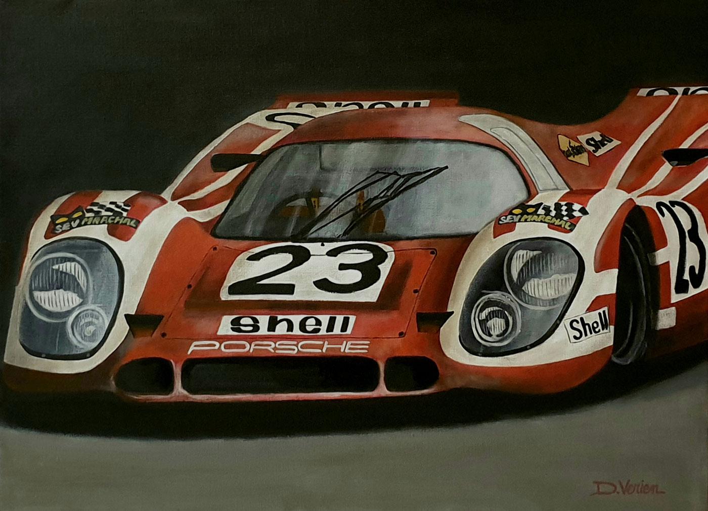 porsche 917K, 73×54