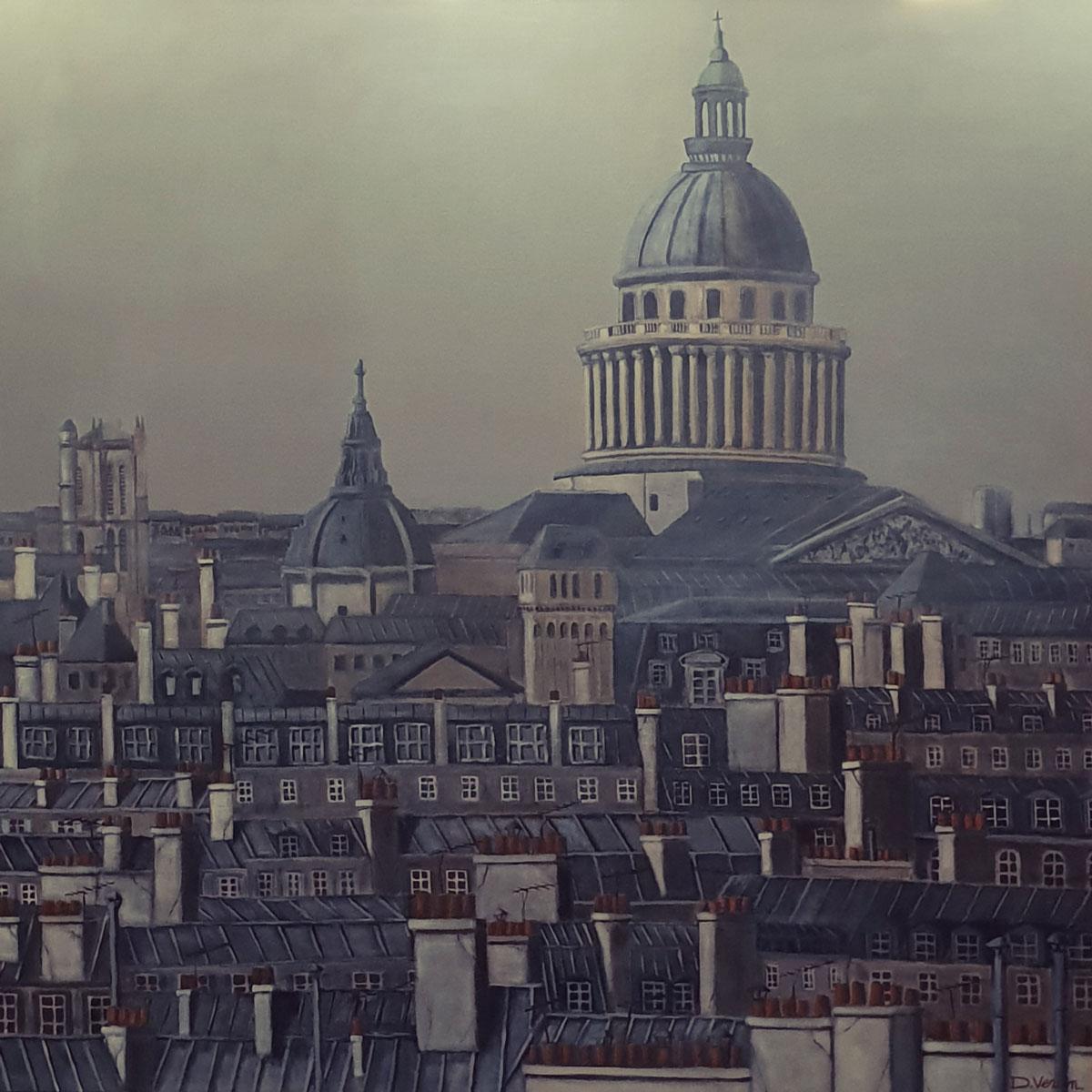Toits de Paris Le Panthéon -120x120