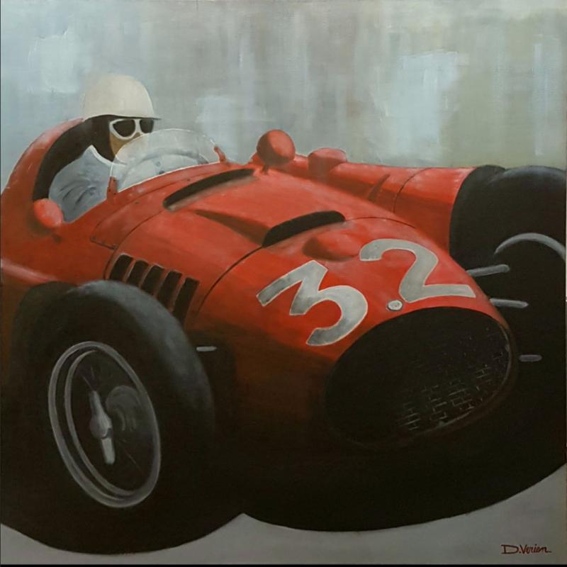 Ferrari D50, 100x100