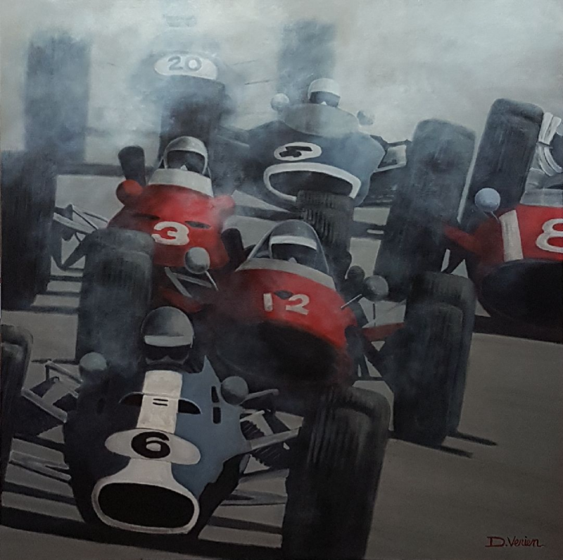 Formule 1 | 1965, 100x100