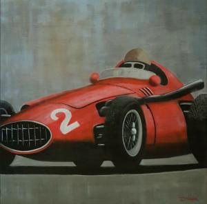 Ferrari F500, 80x80