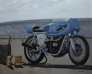 Enfield Rickman, 73x60