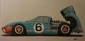 GT 40, 80x40