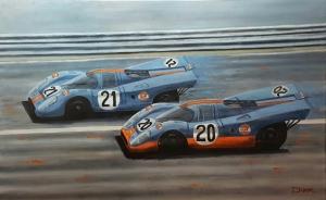 Porsche 917, 130×81