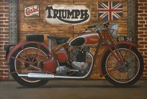 Triumph 500 1938 130x89