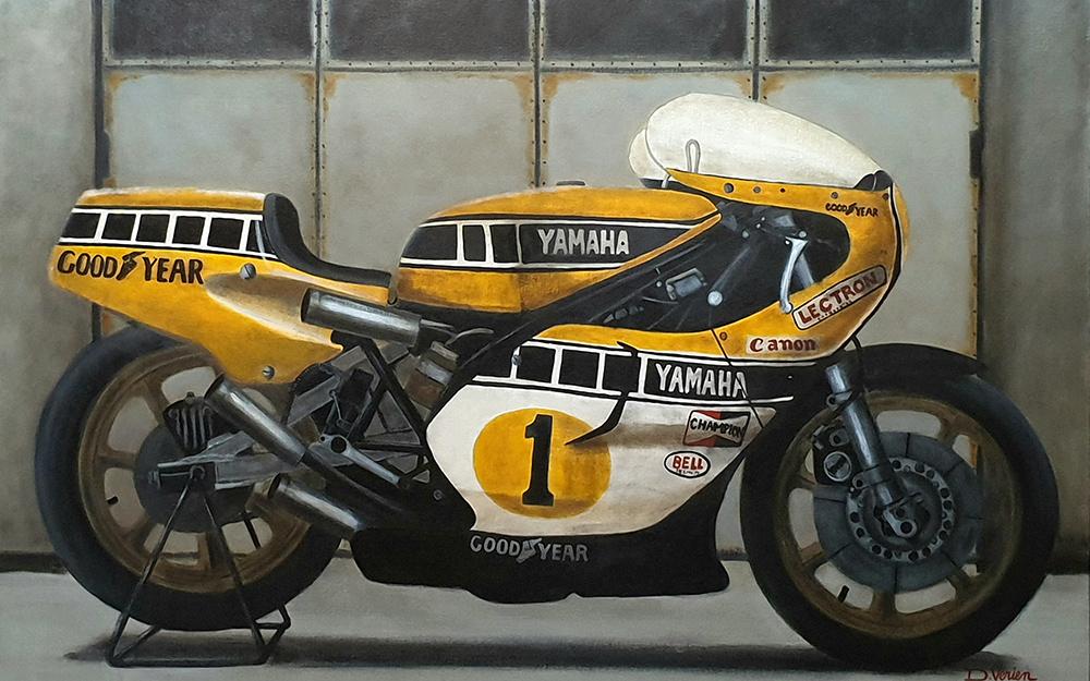 Yamaha OW-35k 1978, 100x73