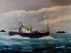 depart haute mer 73x54