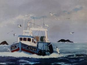 retour pêche 73x50
