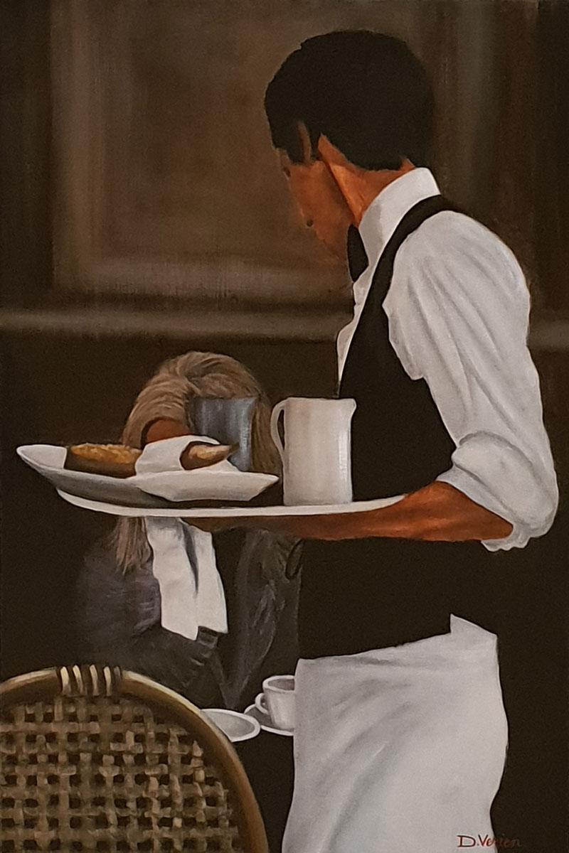 Le Garcon de cafe -81x54