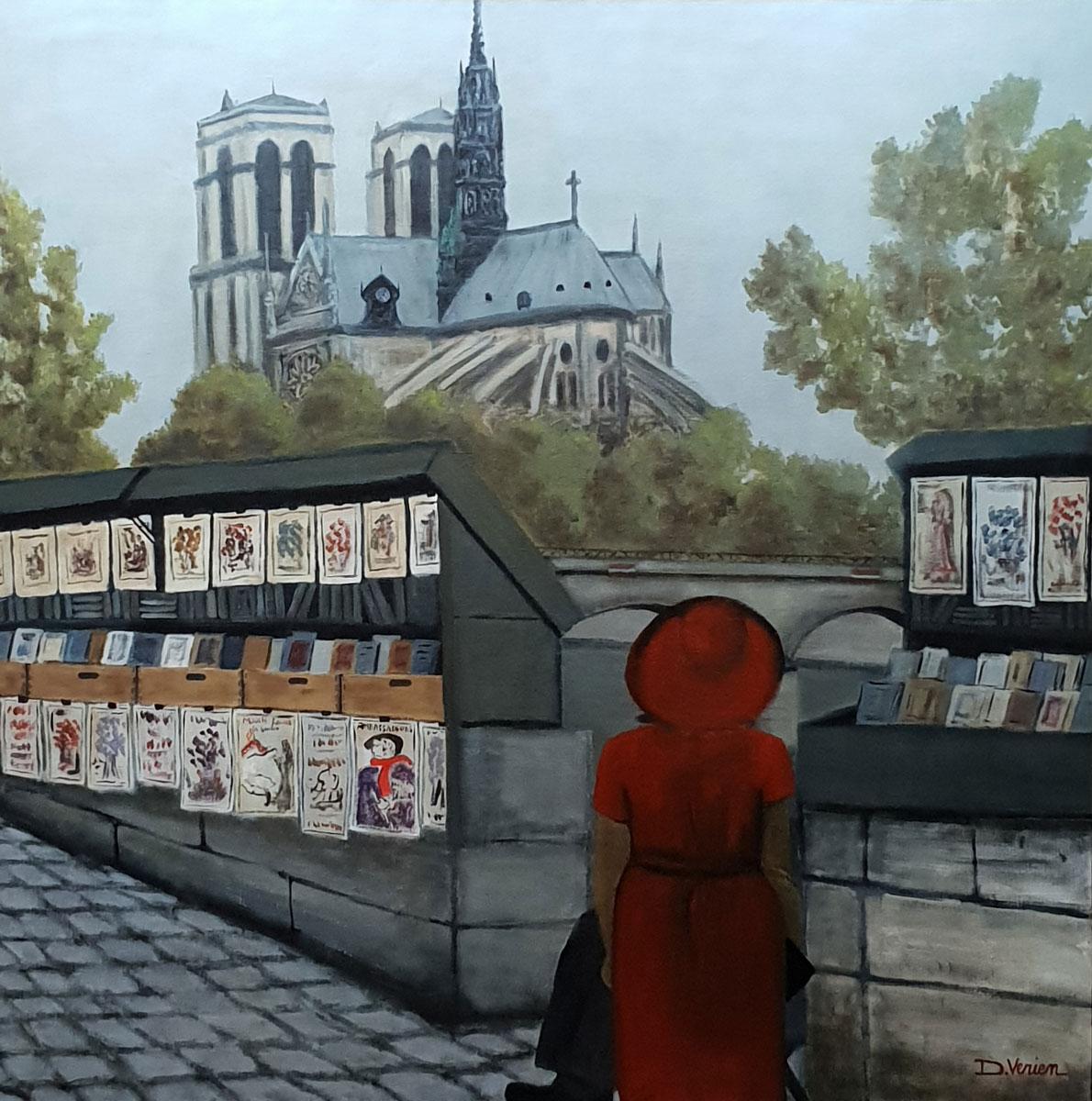 Quai de Seine Paris -100x100