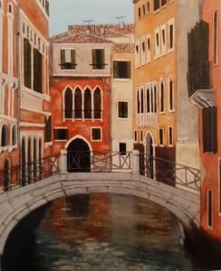 Pont Venise 54x65